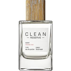 Image of CLEAN Reserve Blonde Rose Eau de Parfum Spray 100 ml