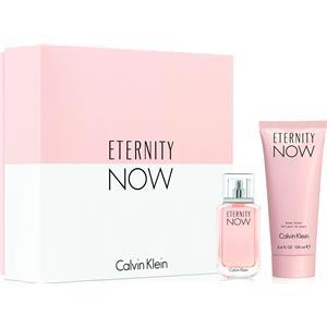 Calvin Klein Damendüfte Eternity Now for Her Geschenkset Eau de Parfum Spray 50 ml + Body Lotion 100 ml 1 Stk.