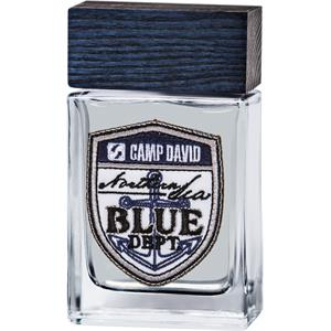 Camp David - Blue - Eau de Toilette Spray
