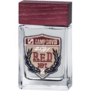 Camp David - Red - Eau de Toilette Spray