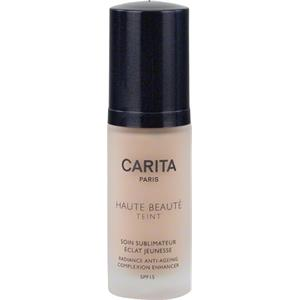 Image of Carita Make-up Teint Soin Sublimateur Éclat Jeunesse SPF 15 Nr. 1 Beige Ocre 30 ml