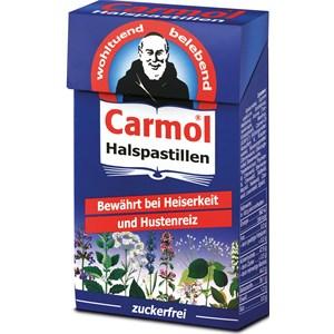 Carmol - Drops & Pastilles - Halspastillen