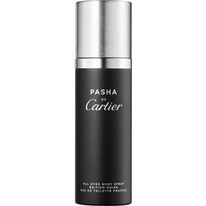 Cartier - Pasha - Noire Body Spray