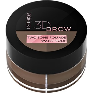 Catrice - Eyebrow products - 3D Brow Two-Tone Pomade Waterproof