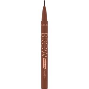 Catrice - Augenbrauenprodukte - Brow Definer Brush Pen Longlasting