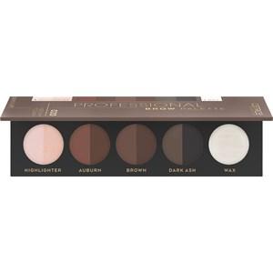 Catrice - Produits pour les sourcils - Professional Brow Palette