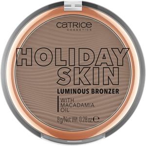 Catrice - Bronzer - Holiday Skin Luminous Bronzer