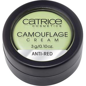 Catrice - Concealer - Camouflage Cream Anti-Red