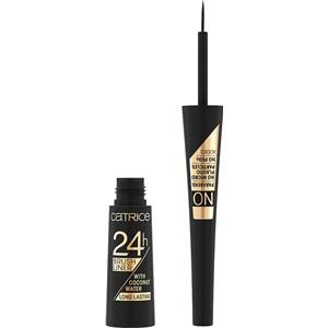 Catrice - Eyeliner & Kajal - 24h Brush Liner Eyeliner