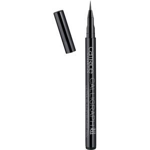 Catrice - Eyeliner & Kajal - Calligraph Ultra Slim Eyeliner Pen