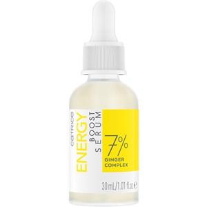 Catrice - Gesichtspflege - Energy Boost Serum