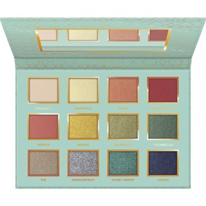 Catrice - Lidschatten - Addicted To Exotic Fruit Eyeshadow Palette
