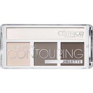 Catrice - Eyeshadow - Eye & Brow Contouring Palette