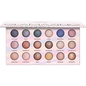 Catrice - Fard à paupières - Glamazing 18 Glamorous Neutral Colour Baked Eyeshadow Palette