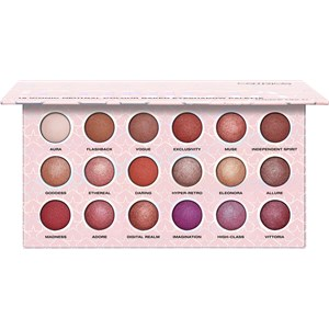 Catrice - Eyeshadow - Iconista 18 Iconic Neutral Colour Baked Eyeshadow Palette