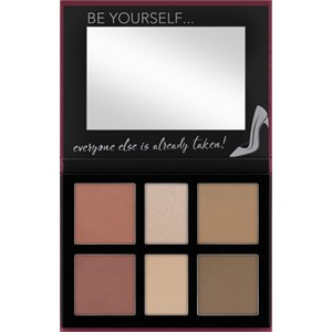 Catrice - Puder - Powerful Elegance Everyday Face And Cheek Palette