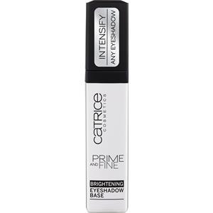 Catrice - Eyeshadow - Prime And Fine Brightening Eyeshadow Base