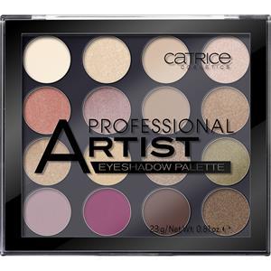 Catrice - Eyeshadow - Professional Artist Eyeshadow Palette