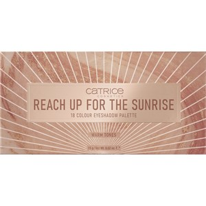 Catrice - Eyeshadow - Reach Up For The Sunrise 18 Colour Eyeshadow Palette