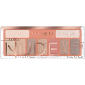 Catrice - Lidschatten - The Coral Nude Collection Eyeshadow Palette