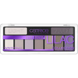 Catrice - Fard à paupières - The Edgy Lilac Collection Eyeshadow Palette
