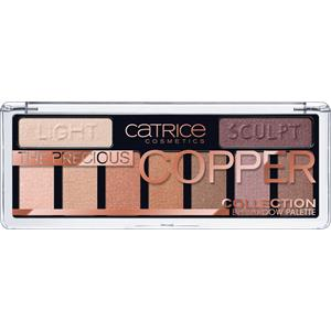 Catrice - Eyeshadow - The Precious Copper Collection Eyeshadow Palette