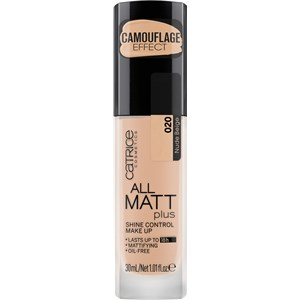 Catrice - Meikit - All Matt Plus Shine Control Make Up