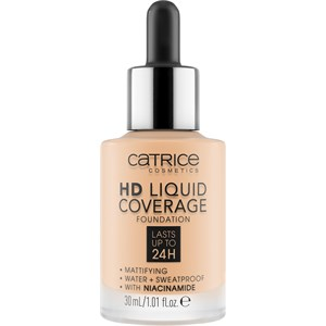 Catrice - Meikit - HD Liquid Coverage Foundation
