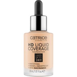 Catrice - Makijaż - HD Liquid Coverage Foundation
