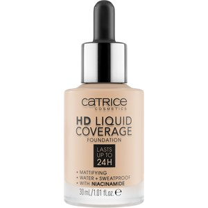 Catrice - Make-up - HD Liquid Coverage Foundation