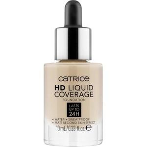 Catrice - Makijaż - Mini Liquid Foundation