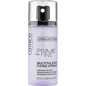 Catrice - Pohjustusvoide - Prime And Fine Multitalent Fixing Spray