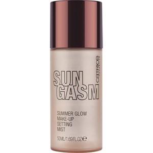 Catrice - Make-up - Summer Glow Make-Up Setting Mist