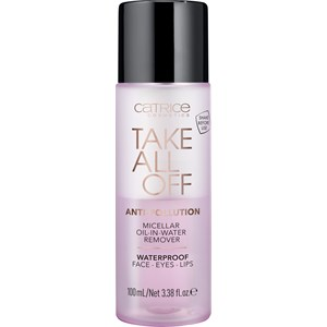 Catrice - Make-up - Take All Off Anti-Pollution Micellar Oil-in-Water Remover