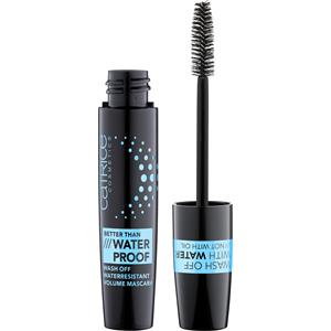 Catrice - Mascara - Better Than Waterproof Wash Off Waterresistant Volume Mascara