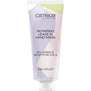 Catrice - Overnight Beauty - Repairing Leave In Hand Mask