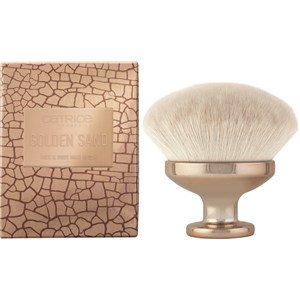 Catrice - Pinsel - Golden Sand Face & Body Maxi Brush
