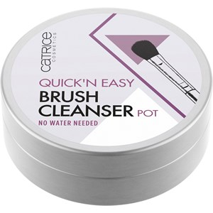 Catrice - Pinsel - Quick 'N Easy Brush Cleanser Pot