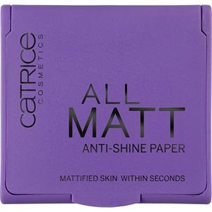 Catrice - Primer - All Matt Anti-Shine Paper