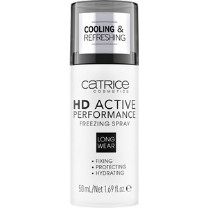 Catrice - Primer - HD Active Performance Freezing Spray
