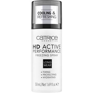 Catrice - Pohjustusvoide - HD Active Performance Freezing Spray