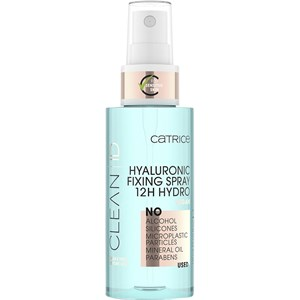 Catrice - Primer - Hyaluronic Fixing Spray 12H Hydro