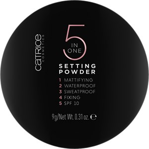 Catrice - Puder - 5 in 1 Setting Powder