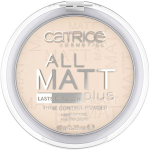 Catrice - Puder - All Matt Plus Shine Control Powder