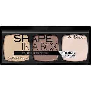 Catrice - Puder - Shape In A Box Contouring Palette