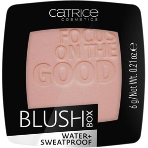 Catrice - Rouge - Blush Box