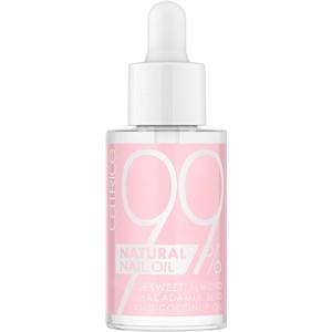 Catrice - Base et durcisseur - 99% Natural Nail Oil