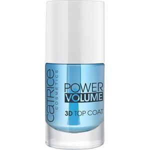 Catrice - Base & TopPolish - Power Volume 3D Top Coat