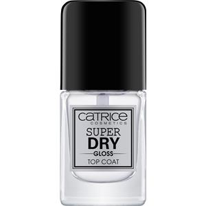 Catrice - Über- & Unterlacke - Super Dry Gloss Top Coat