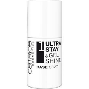 Catrice - Base & TopPolish - Ultra Stay & Gel Shine Base Coat